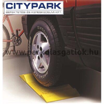 Parkolást segítő ütköző (műanyag)