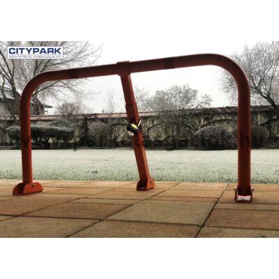 STOPCAR Sárga lakatolható parkolásgátló (4,5 kg)